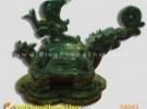 Rùa Đầu Rồng (Long Quy) – vượng tài vượng lộc, hóa giải tam sát, hơn 20 kiểu dáng ý nghĩa