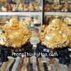Phật Di Lạc Viên Mãn Vàng Y093