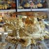 Rùa tài phú lai vàng Y190