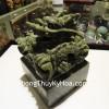 Ấn rồng đá Lam ngọc R051