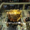 Thiềm Thừ Vàng Xoay Đế A091
