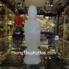 Phật Quan Âm Bạch Ngọc Đứng M180