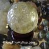 Quả cầu thạch anh vàng đặc biệt QC212-S4-15879