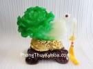Bắp cải xanh trên túi tiền vàng K179M