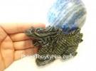 Rồng xanh lam ngọc mini GM041