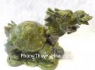 Rùa đầu rồng Lam Ngọc GM070-1