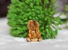 Phật quan âm đá mắt mèo S6482
