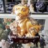 Chó vàng chậu tiền lớn – vượng tài H405G