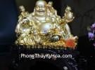 Phật di lạc ôm đồng tử C134A