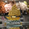 Thuyền buồm vàng bạch kim C189A