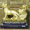 Chó vàng kéo bắp cải lớn C002A