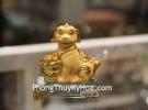 Chó Sa Kim Đế Thủy Tinh C212A-11