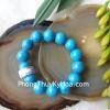 Chuỗi đá ngọc lam turquoise lớn S6289