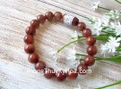 Chuỗi Thạch Anh Tóc Đỏ Đồng A+++ S6748-S4-2983