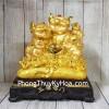 Hoàng gia năm heo vàng trên túi tiền khủng LN029
