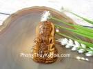 Mặt Phật Quan Âm Mắt Mèo Lớn S6718