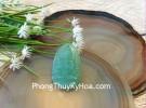 Phật đá ngọc đông linh tuổi Mùi + Thân S6338-6