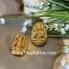 Phật bản mệnh đá mắt mèo trung Ngọ S6842-5