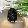 Phật bản mệnh đá hắc ngà lớn  – Tý (Thiên Thủ Thiên Nhãn) S6844-1