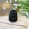 Phật bản mệnh đá hắc ngà lớn  – Sửu, Dần (Hư Không Tạng Bồ Tát) S6844-2