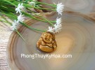Phật Di Lặc Mắt Mèo Trung S6847