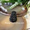 Phật quan âm hắc ngà lớn S6859