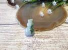Hồ lô ngọc phỉ thúy xanh trong A+ S6863