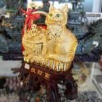 meo ben gio vang 1 150x150 Mèo bên giỏ vàng F092 1
