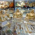 phat ngoi tren de thuy tinh03jpg 150x150 Phật Di Lạc chiêu tài Y118