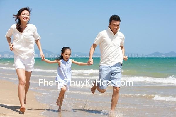 images591380 gia dinh1 Phong thủy cho sức khỏe