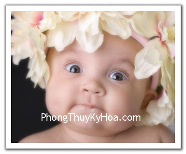 avatar baby de thuong 3 Mang may mắn cho việc sinh con