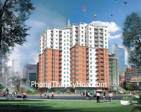 13 DOOL TT 091113 HT2 1 656 Phong thủy của căn hộ