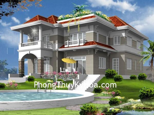 1711201011525 63041217151891 Chọn màu cho mái nhà