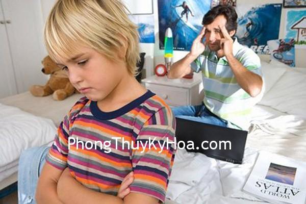 con trai toi 29 thang tuoi rat li lom kho day thi can duoc giao duc nhu the nao 1 Khi trẻ khó dạy phải làm sao?