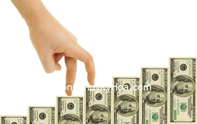 finance Chúng tôi đang gặp khó khăn về tài chính
