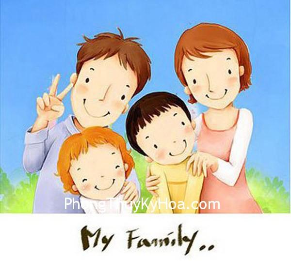 giadinhb 245964 1371258188 500x0 Chân dung gia đình