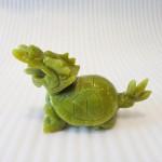 H030 2 150x150 Rùa đầu rồng lam ngọc trơn nhỏ H030