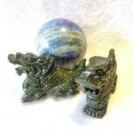 GM041 1 rong xanh lam ngoc mini 150x150 Rồng xanh lam ngọc mini GM041