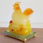 g064a ga tui tai loc 150x150 Gà lưu ly ấp trứng trên đế thủy tinh G064A