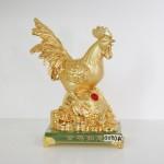 g070a ga vang nhu y 150x150 Gà vàng đuôi vểnh như ý vàng G070A