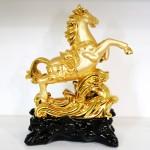 g100a ngua vang nhu y 2 150x150 Ngựa vàng trên như ý vàng G100A