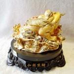 K138M thiem thu vang 2 150x150 Thiềm thừ vàng kim quanh sen vàng đế sen K138M