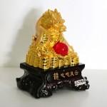 g091a rong vang nha ngoc 1 150x150 Rồng vàng vàng phun châu đỏ trên tiền G091A