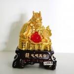 g091a rong vang nha ngoc 150x150 Rồng vàng vàng phun châu đỏ trên tiền G091A