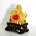 g091a rong vang nha ngoc 2 150x150 Rồng vàng vàng phun châu đỏ trên tiền G091A