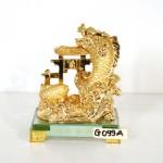 g099a ca chep hoa rong 150x150 Rồng cá chép vượt vũ môn vàng G099A