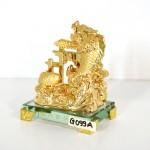g099a ca chep hoa rong 2 150x150 Rồng cá chép vượt vũ môn vàng G099A