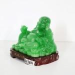 g138a di lac xanh ngoi 2 150x150 Phật di lạc ngọc xanh ngồi trên đống nguyên bảo G138A