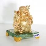 g139a di lac vang chieu tai tan bao 1 150x150 Phật di lạc vàng trên đế thủy tinh G139A