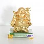 g139a di lac vang chieu tai tan bao 150x150 Phật di lạc vàng trên đế thủy tinh G139A